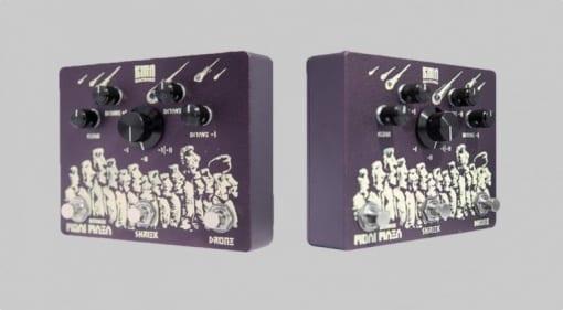 KMA Machines Moai Maea octave pedal