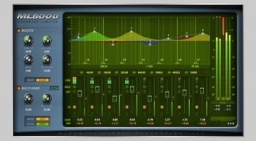 McDSP ML8000 Advanced Limiter Plugin