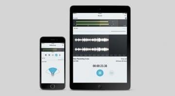 Shure MOTIV mobile app 2.0