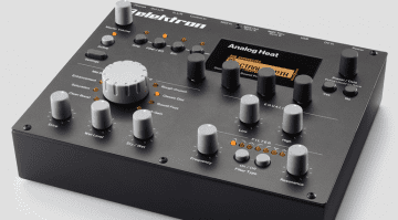 Elektron Analog Heat Overbridge AU VST DAW analogue