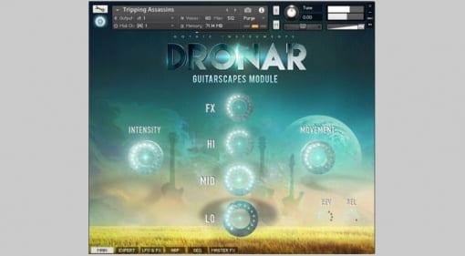 Dronar Guitar Soundscapes