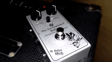 Fredric Effects The Accomplished Badger