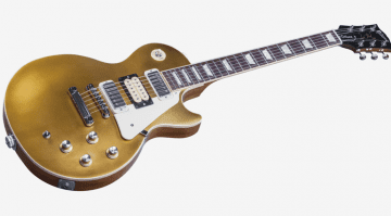 Gibson Les Paul Artist Series - Pete Townshend Deluxe Gold Top '76