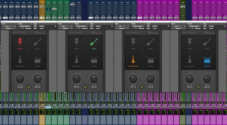 Better mixes, automatically? iZotope's FREE Neutrino