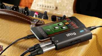 IK Multimedia announces iRig HD 2 - the iPhone 7 ready
