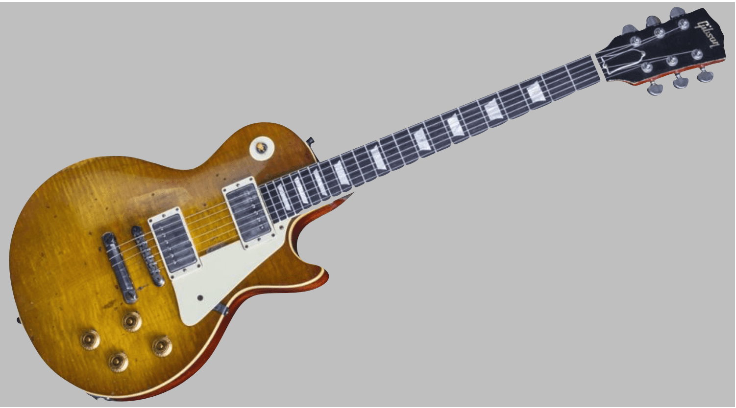 collecting vintage guitars