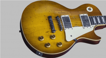 Gibson Mike McCready 1959 Les Paul