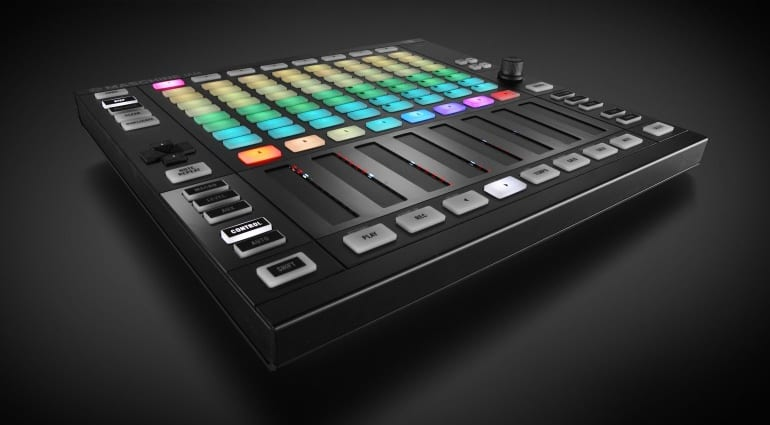 Native Instruments' Maschine Jam