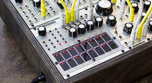 Lifeforms Percussion Sequencer