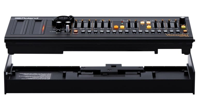 Roland DK-01 with VP-03