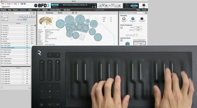 ROLI acquires FXpansion