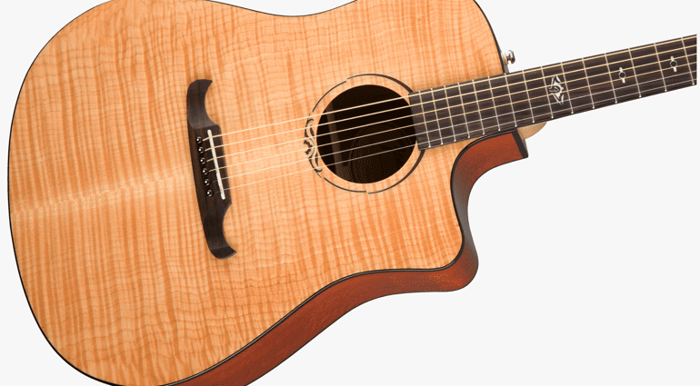 Fender T-Bucket 2016 400CE Natural