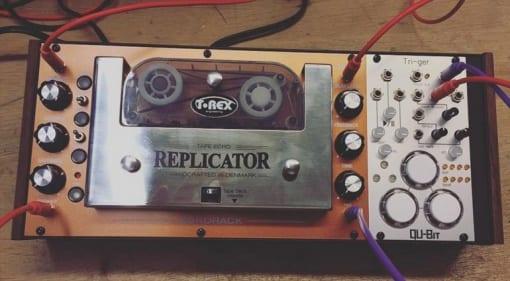 T-Rex Replicator Eurorack