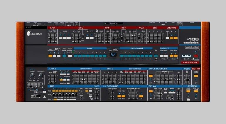 TubeOhm 106-Emulation Extensions