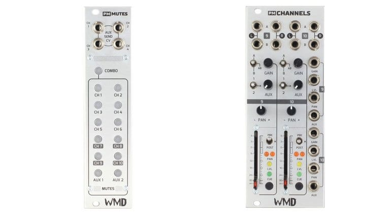 WMD PM Mutes and PM Channels expander