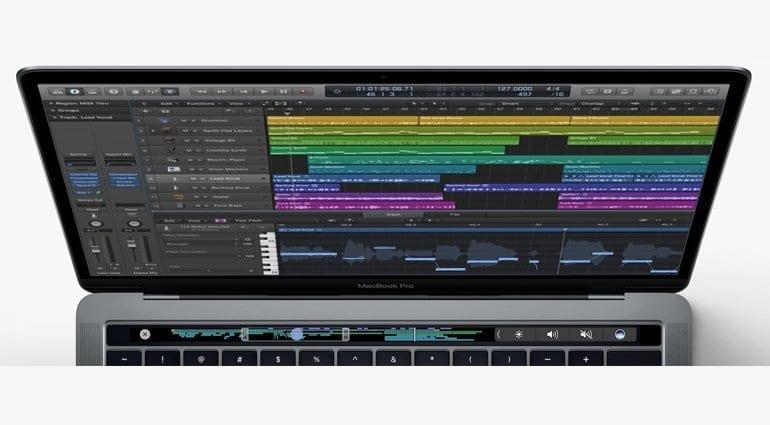 2016 MacBook Pro Touch Bar: AskAudio's