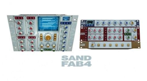 Acustica Audio SAND FAB4