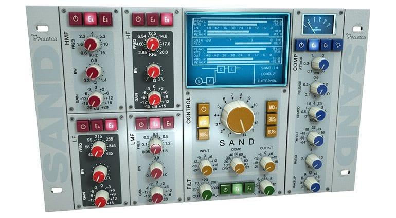 Acustica Audio SAND