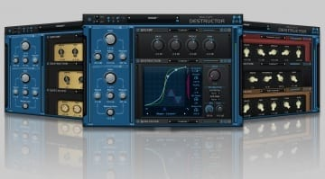 Blue Cat Audio Destructor Plug-in