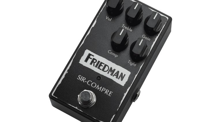 Friedman Sir-Compre Optical compressor pedal