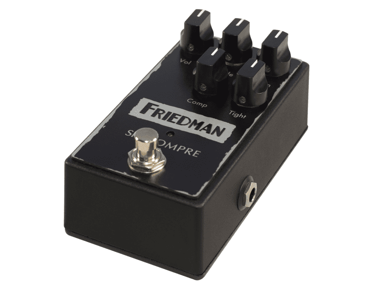 Friedman Sir-Compre Optical compressor pedal with added gain!