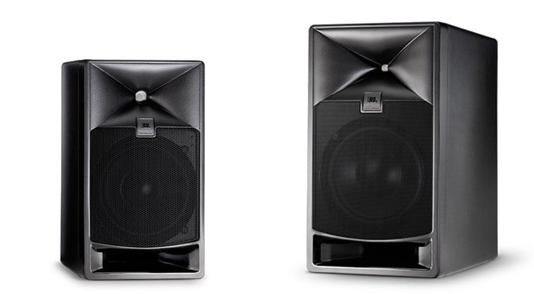 JBL 7 Series Reference Monitors