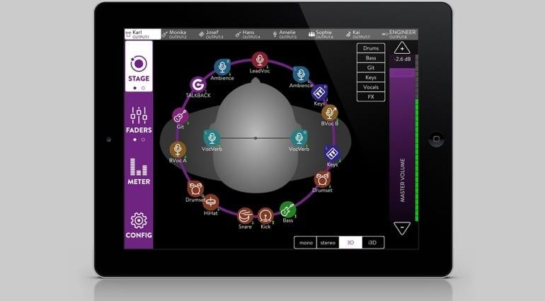 KLANG:fabrik iPad App