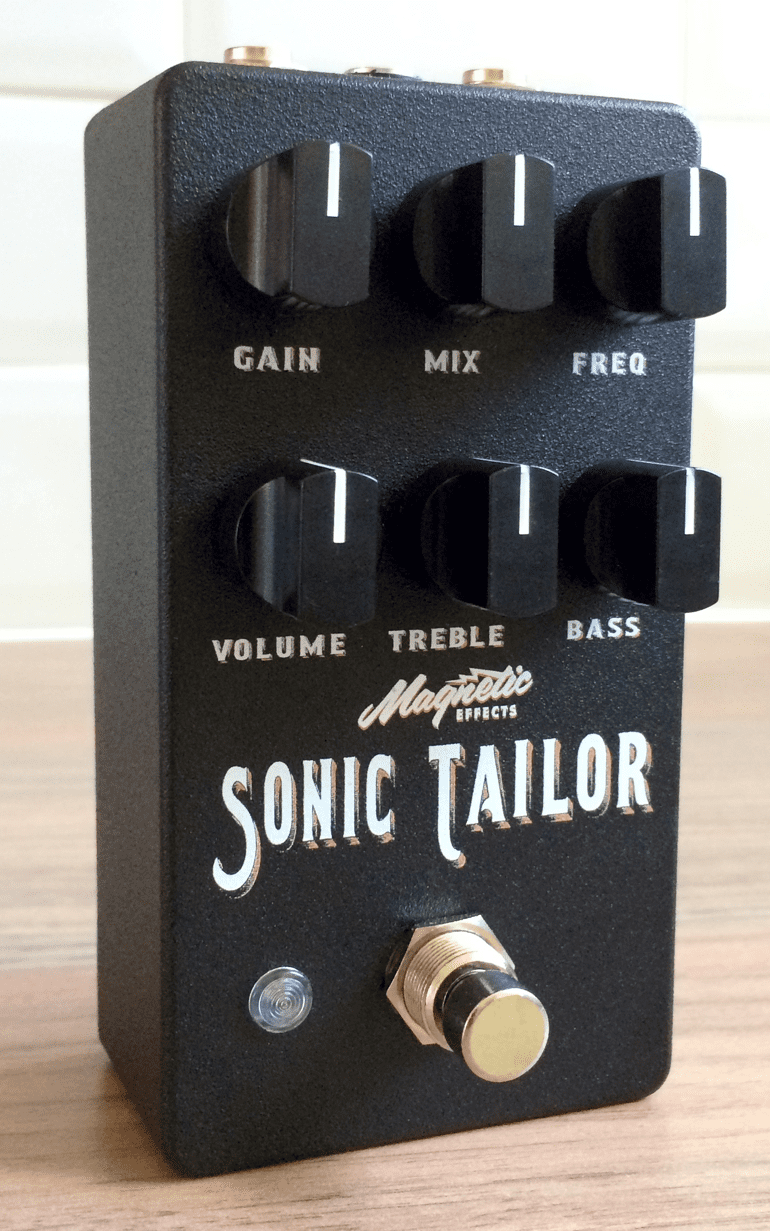Magnetic Effects Sonic Tailor