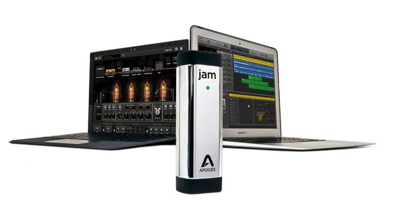Apogee JAM 96k for Mac and Windows