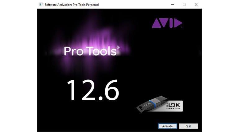 Avid Pro Tools 12.6 licensing issue