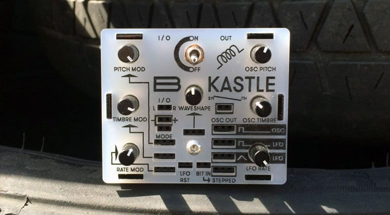 Bastl Instruments Kastle
