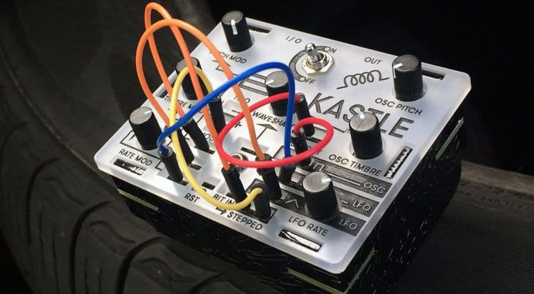 Bastl Instruments Kastle Synthesizer