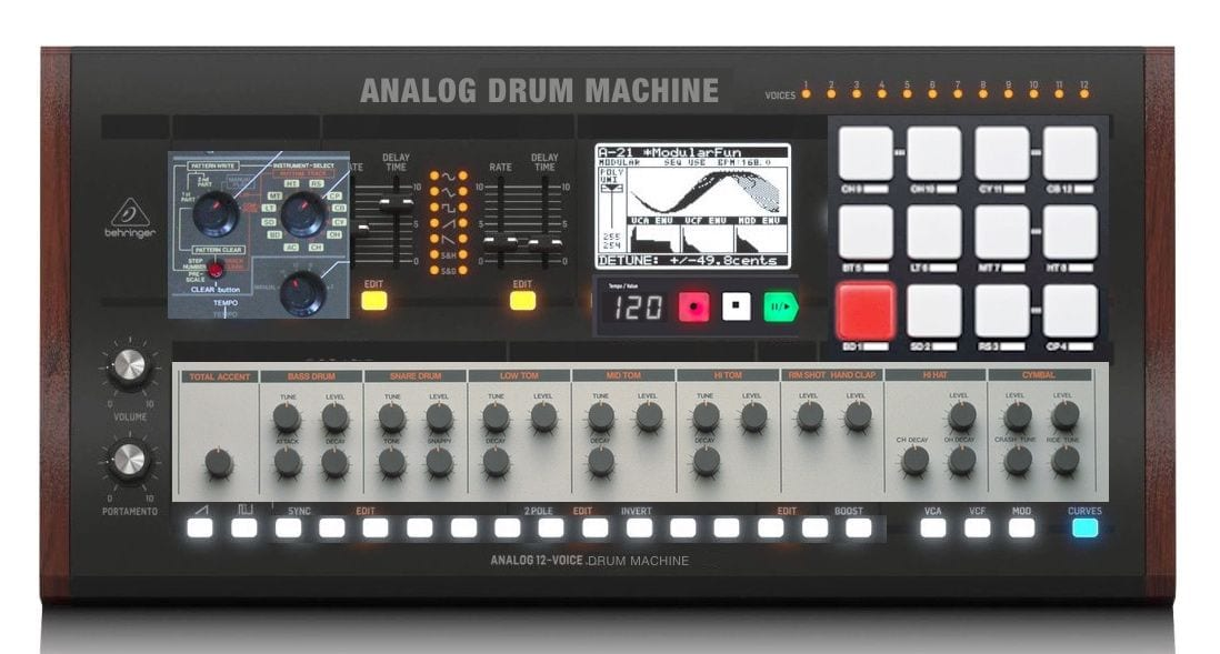 new drum machine