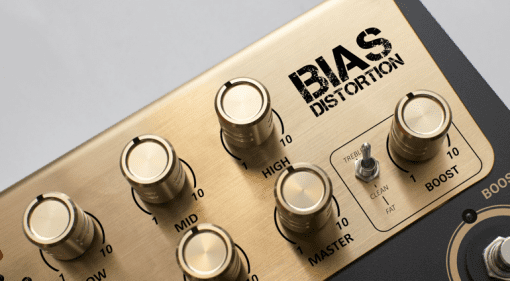 Positive Grid BIAS Distortion