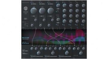 Dialog Audio Modulation Processor 3244