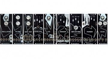 Dreadbox White Line modules