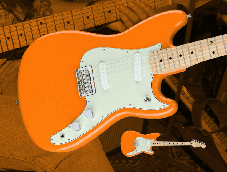 Fender Launches New Offset Range Of Duo Sonics And Mustangs