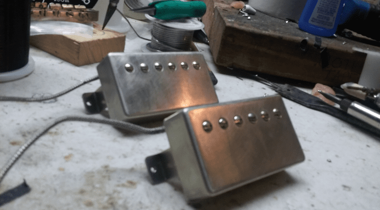 Geppetto Guitars' Camelot Humbucker: Born in Texas and