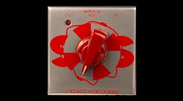 J Rockett Audio Designs SOS Buffer pedal