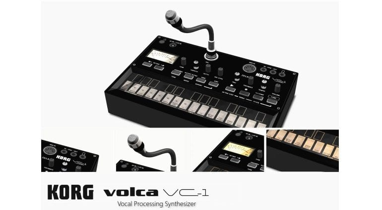 Korg Volca VC-1