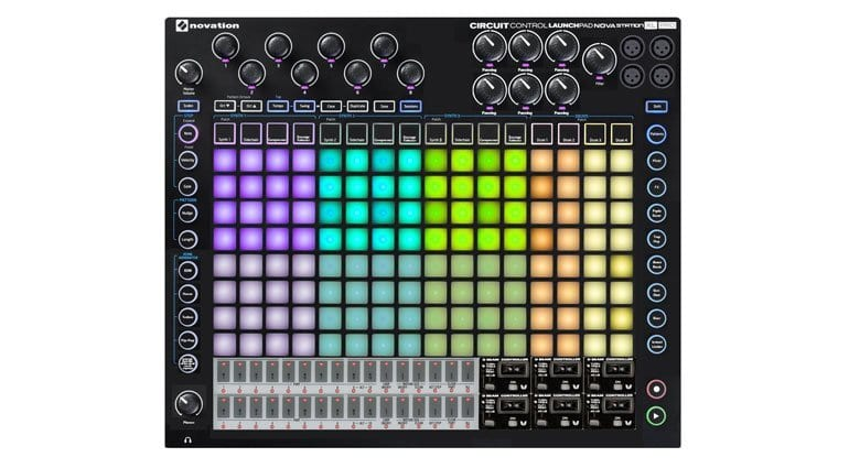 Novation Circuit update fan creation