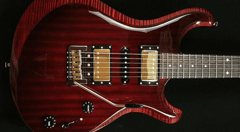 Knaggs Guitars introduce Severn X