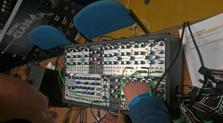 Studio Electronics Modular