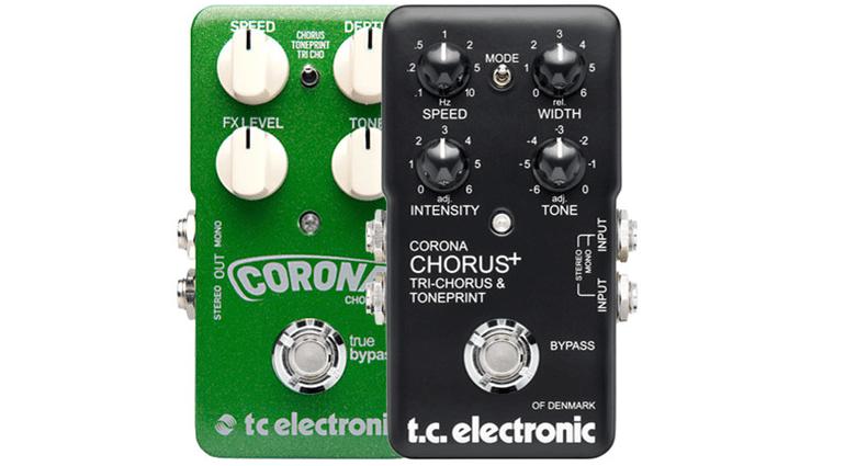 TC Electronics Corona Chorus Anniversary Edition