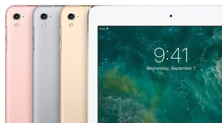 Apple iPad Pro (Press Image)