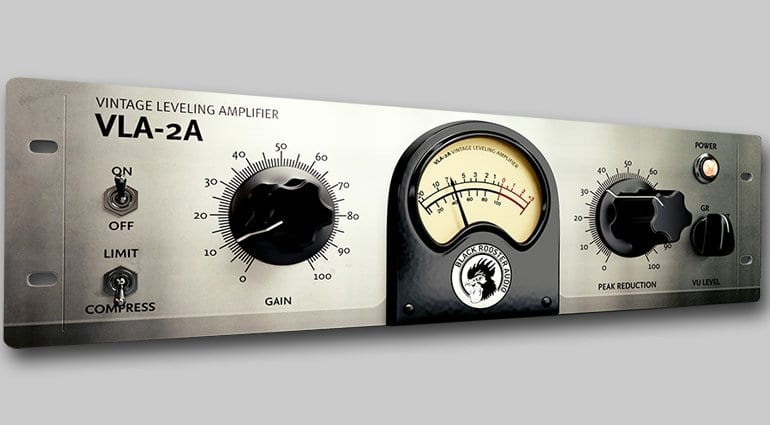 Black Rooster Audio VLA-2A Plug-in