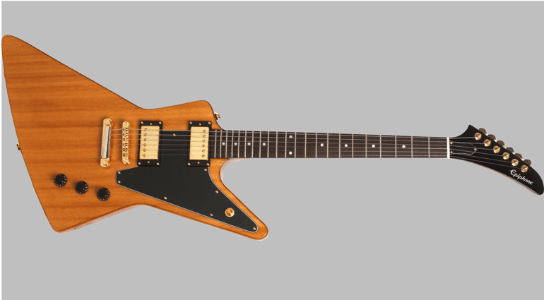 Epiphone Limited Edition Korina Explorer