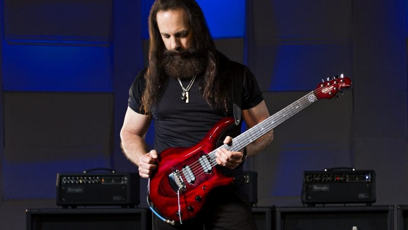 Monarchy Series John Petrucci Majesty guitars