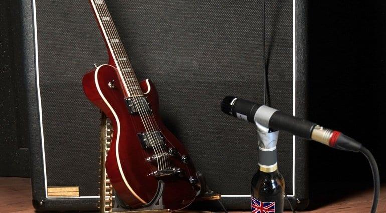 Guitar recording cheap guitar amplifier