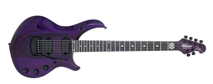 Petrucci Majesty in Purple